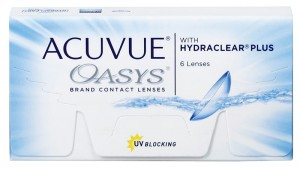 Acuvue® Oasys z Hydraclear® Plus 6 szt.
